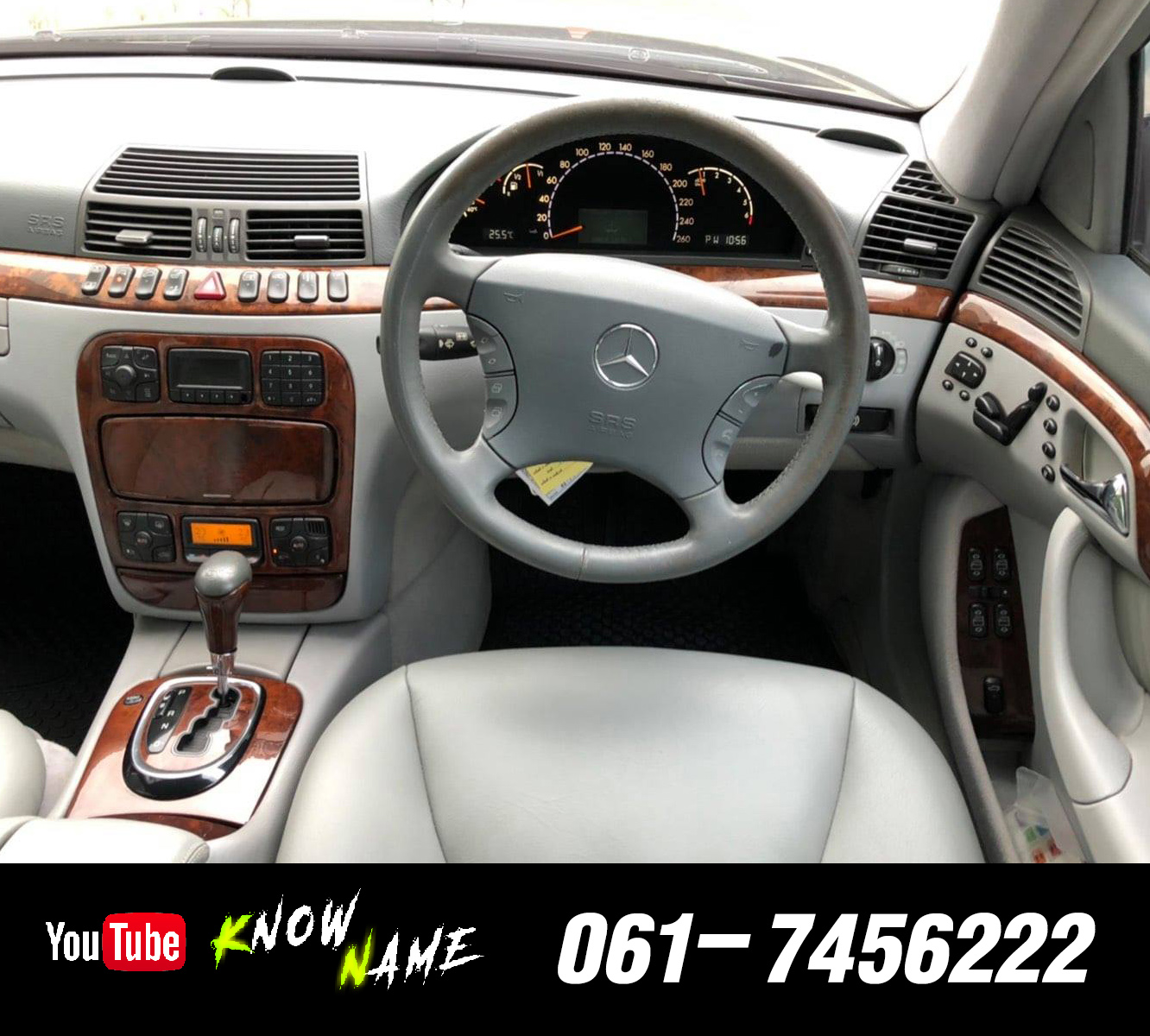 9-Benz S280 W220 2002